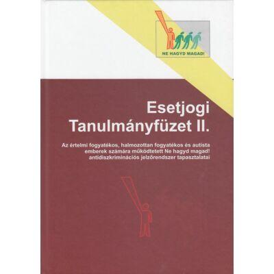 Esetjogi tanulmányfüzet II.