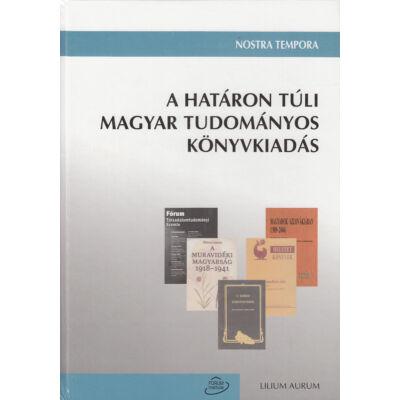 A határon túli magyar tudományos könyvkiadás
