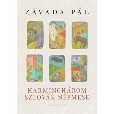 Harminchárom szlovák népmese