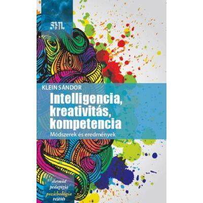 Intelligencia, kreativitás, kompetencia