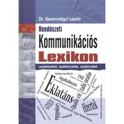 Rendészeti kommunikációs lexikon