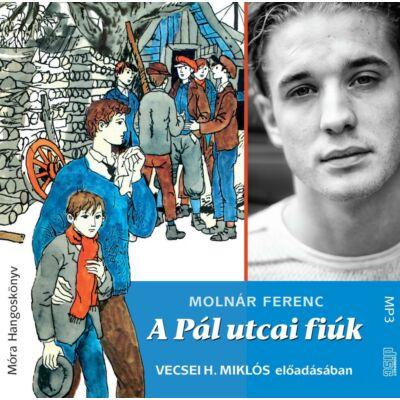 A Pál utcai fiúk (hangoskönyv)