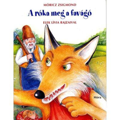 A róka meg a favágó