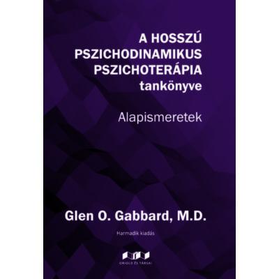 A hosszú pszichodinamikus pszichoterápia tankönyve
