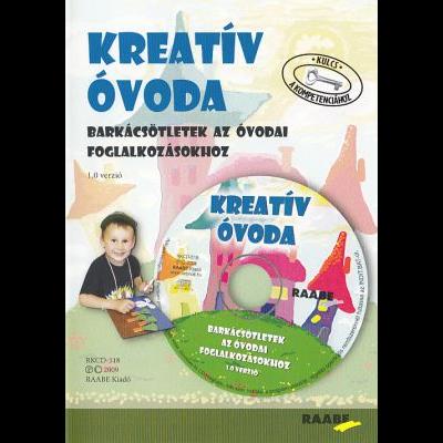 Kreatív óvoda (CD-ROM)