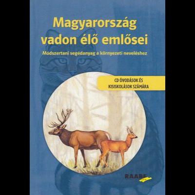 Magyarország vadon élő emlősei (CD óvodások és kisiskolások számára)