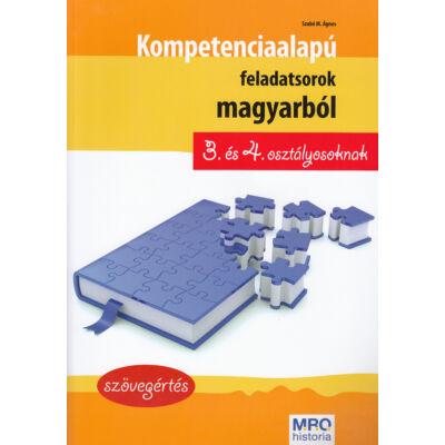 Kompetenciaalapú feladatsorok magyarból 3. és 4. osztályosoknak