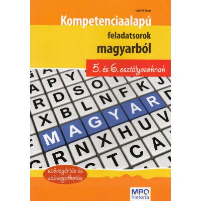 Kompetenciaalapú feladatsorok magyarból 5. és 6. osztályosoknak