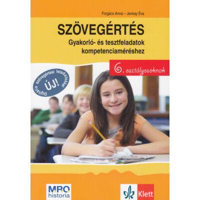 Szövegértés - gyakorló- és tesztfeladatok kompetenciaméréshez 6. osztályosoknak