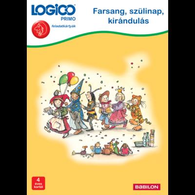 Farsang, szülinap, kirándulás (Logico Primo)
