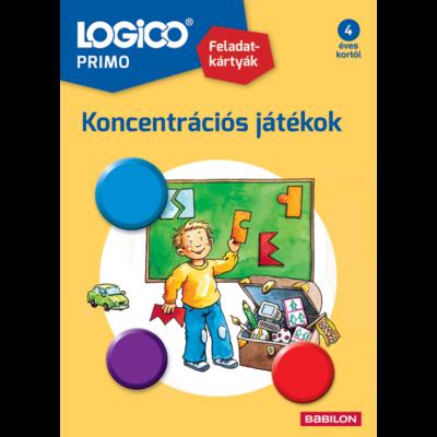 Koncentrációs játékok (Logico Primo)