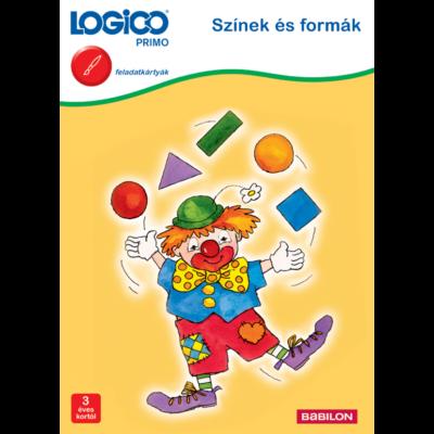 Színek és formák (Logico Primo)