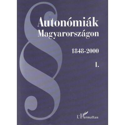 Autonómiák Magyarországon I-III.